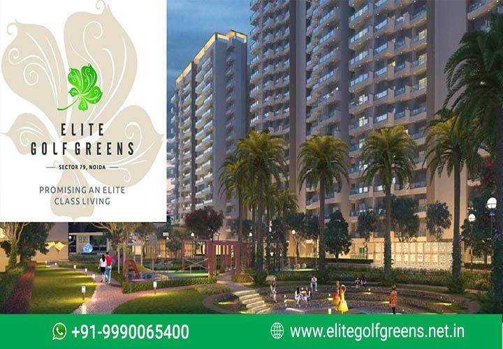 Elite Golf Greens The Best Apartments in Sector 79 Noida