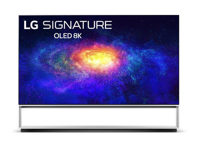 Every color comes alive with LG smart LED TV