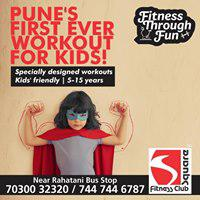 Fitness Club in Pune | Fitness Club In Pimple Saudagar |
