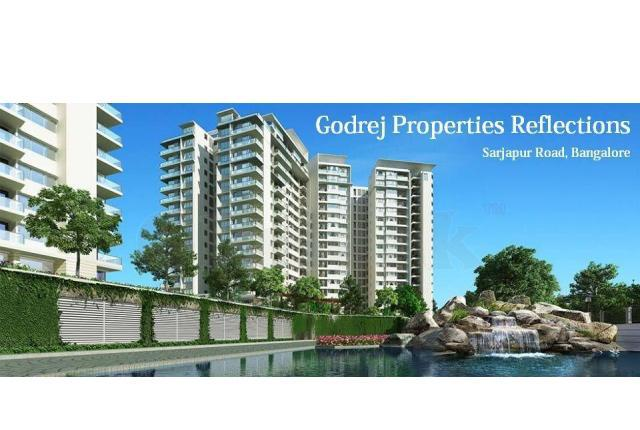 GodrejReflection Premium 2/3BHK flat sale at Affordable