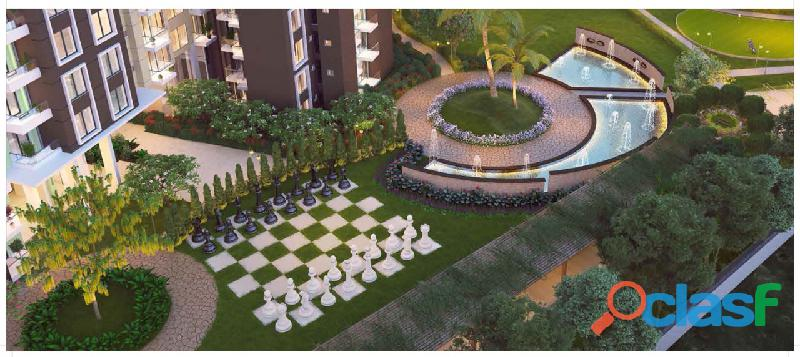 HERO HOMES – Pay 4 Lacs & Book 2/3BHK Homes in Sector 104