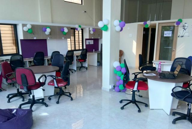 TBL Coworking Space in Pune