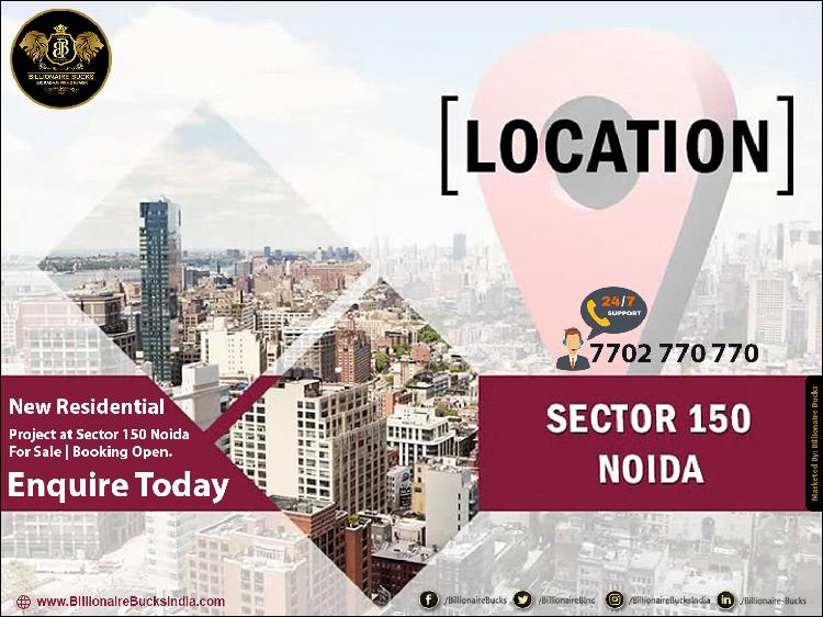 Luxurious Apartments in Noida Sec-150 Call 7702-770-770