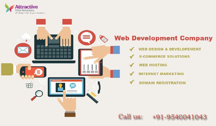 The Best Web development company in Noida