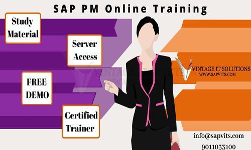 sap pm online training tutorial | sap pm tutorial