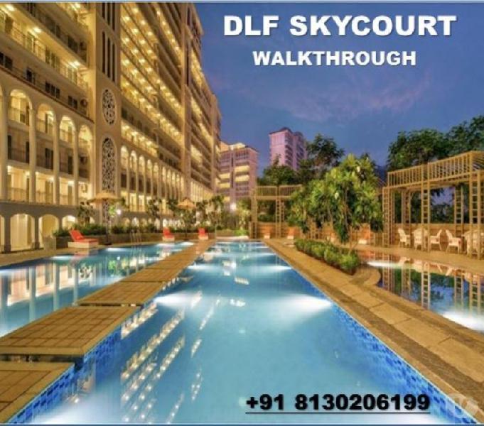 DLF SKYCOURT |234 BHK RESIDENTIAL APARTMENTS| WALKTHROUGH