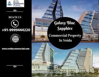 Galaxy Blue Sapphire Office Space Galaxy Blue Sapphire Plaza
