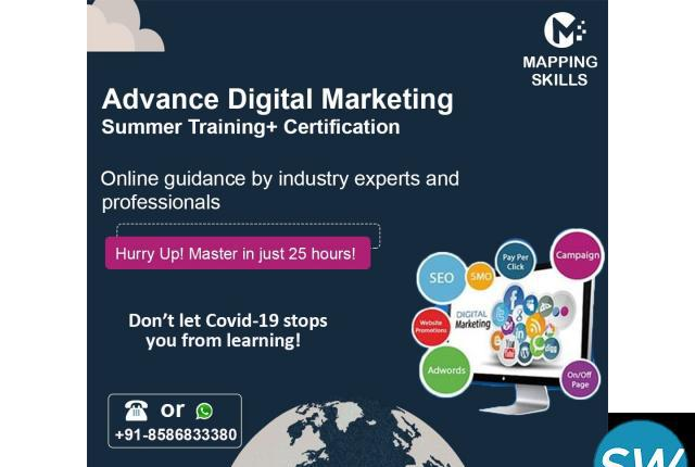 Online Digital Marketing Training