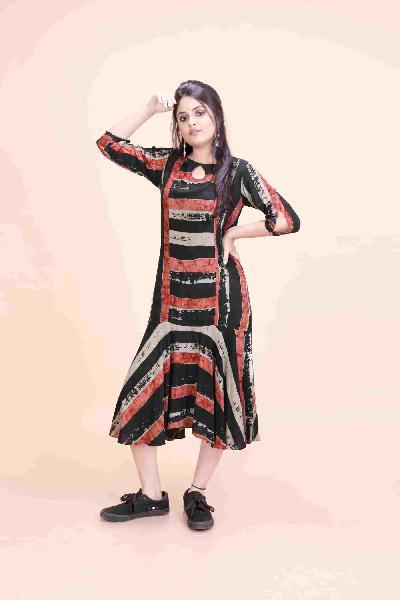 Buy Kurtis Online for Women - vyaghri.com