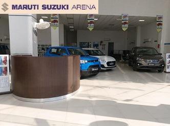 Dial Mapsko Auto India (P) Ltd Maruti Suzuki Faridkot
