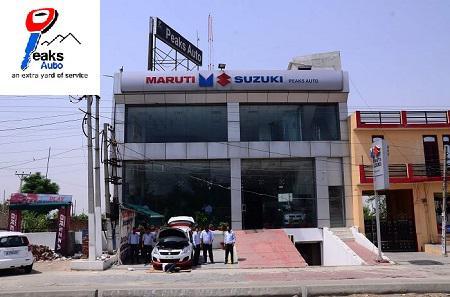Peaks Autos - Prominent Maruti Showroom Jammu