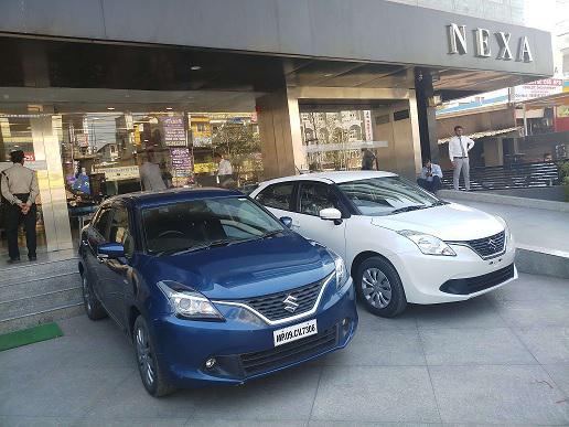 Rukmani Motors Maruti Dealer Indore