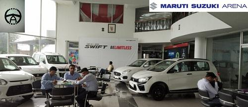 Visit Hissar Automobile to Buy Your Maruti Car