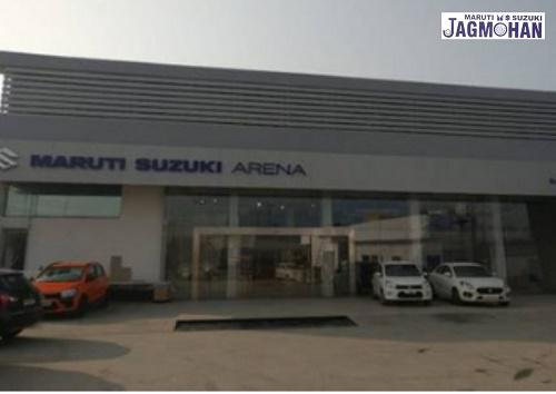 Visit Jagmohan Automotives Maruti Suzuki Arena Sonipat for