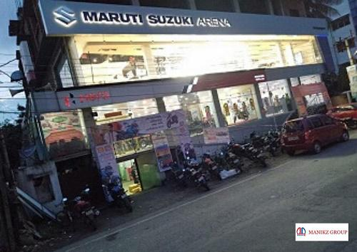 Visit Starburst Motors Maruti Showroom in Kolkata for Best