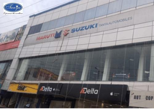 Visit Tanya Automobiles Maruti Suzuki Showroom Meerut for