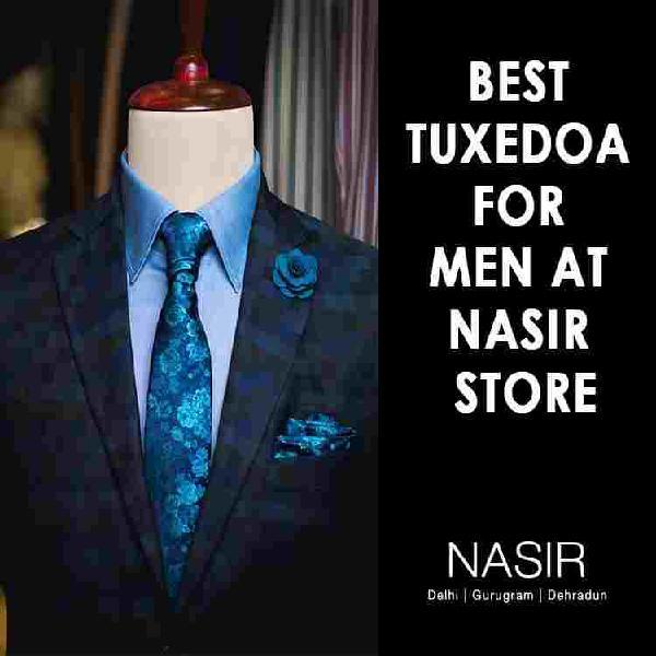 Best Online tuxedo for men at Nasir Store