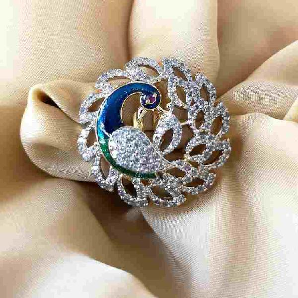 Buy American Diamond Rings - JHeaps Shopping