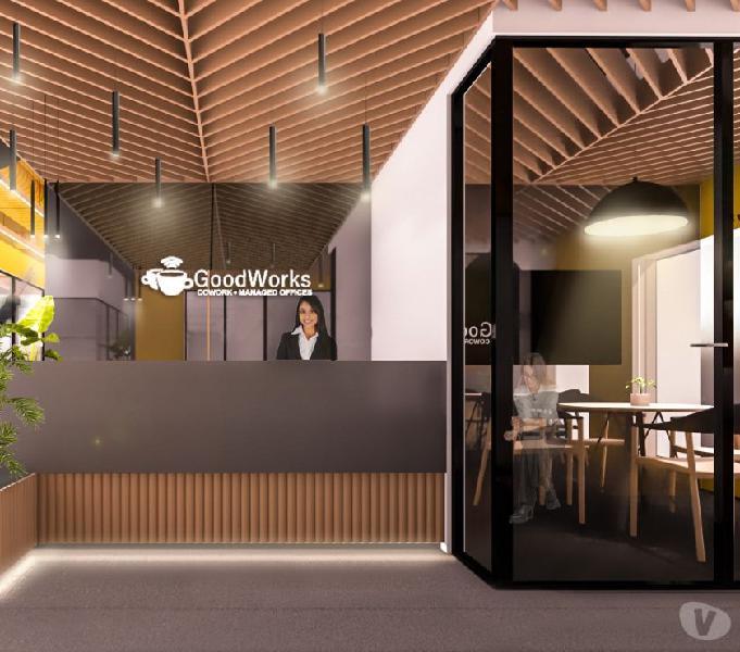 Coworking Space In Indiranagar | Shared Offices Rentals