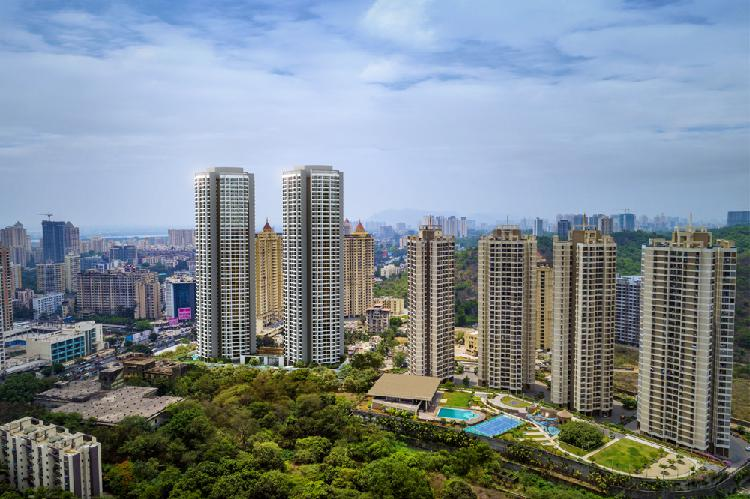 Flat For Sale in Dynamix Parkwoods Thane
