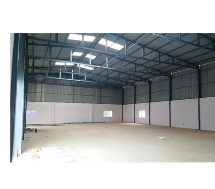 Warehouse Industrial Shed in kalkere 6000 sq ft for Rent 90k