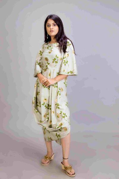 Latest Design Indo Western Dress for Women - Vyaghri