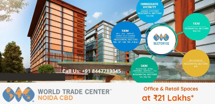 RETAIL SHOPS AVAILABLE FOR SALE AT WTC CBD