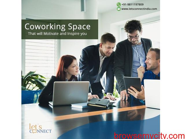 office space In noida: Lets Connect India