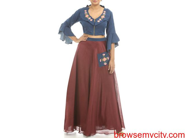 Shop For Garments From TheHLabel For A Perfect Fusion Look!