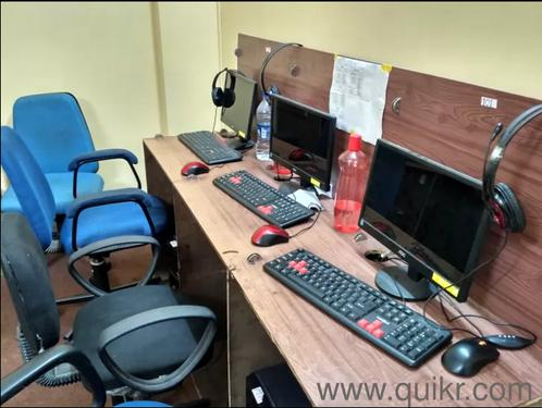 Fully Furnished Office For Rent At Salt Lake Sector I
