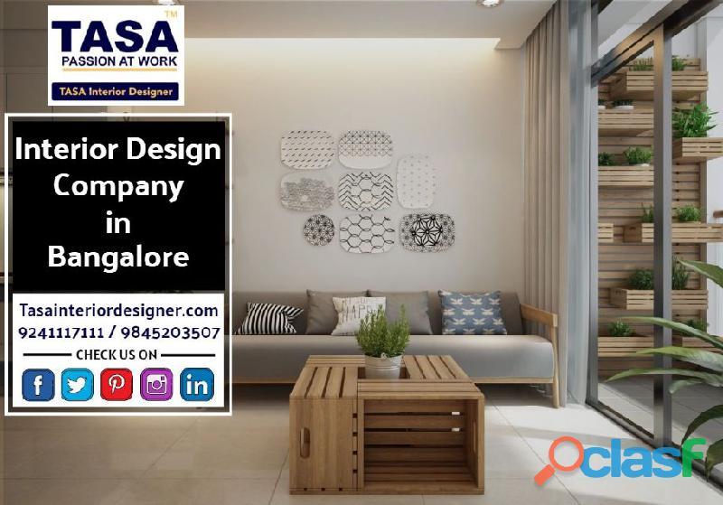 Interior Design Company in Bangalore