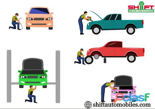 Car Repair And Services MultiBrand Car Services