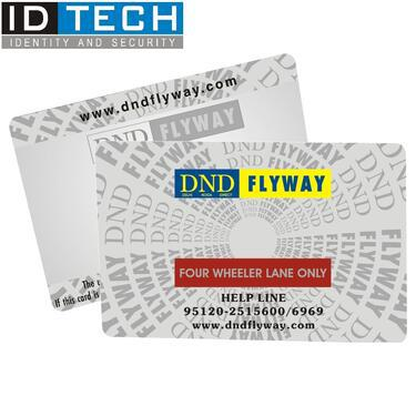 High Frequency Smart Cards Contactless Smart Card Manufact