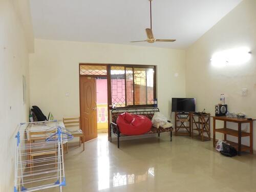 2 Bhk 90sqmt flat Semifurnished for Rent in Panjim NorthGoa