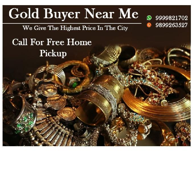 Get the highest price for selling gold in Anand Parbat