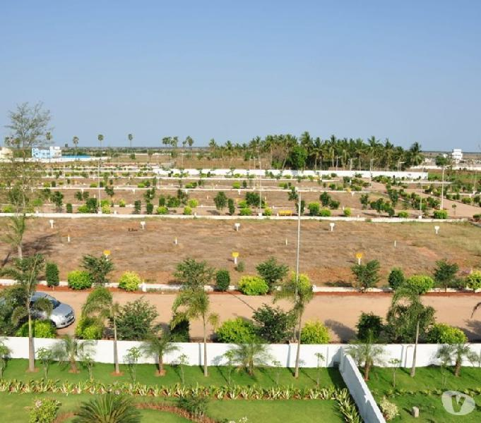 open plots for sale at Chinna avutupalli