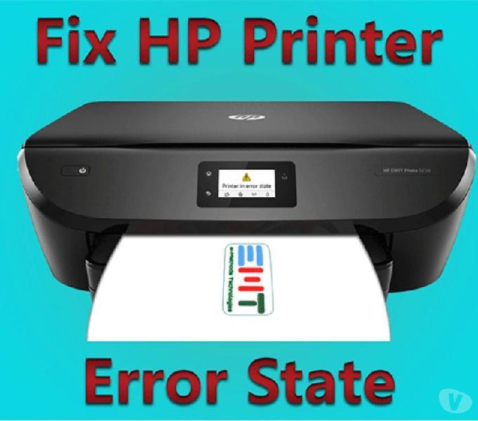 Fix HP DeskJet Printer Offline Problem