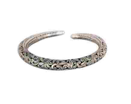 Shop Elegant Silver Leg Kada at Best Price from Chokha Haar