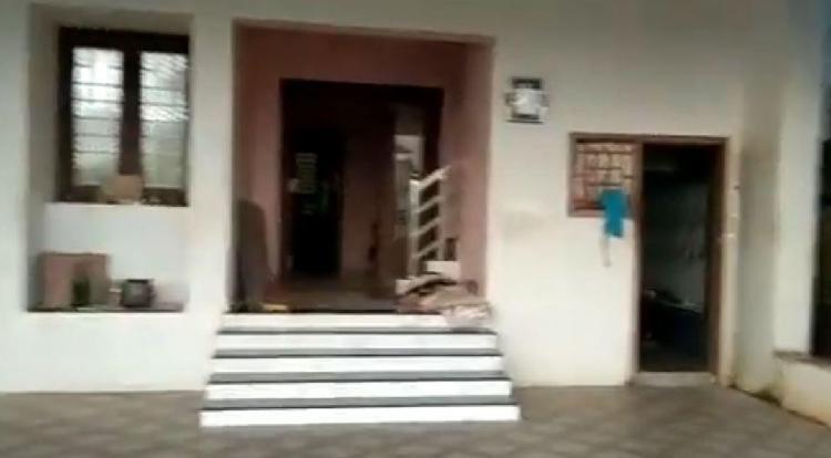 2 BHK house for immediate rent in Sakottai Kumbakonam