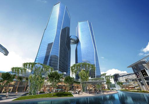 Commercial Office Space for sale in Cyberthum Sector 140A