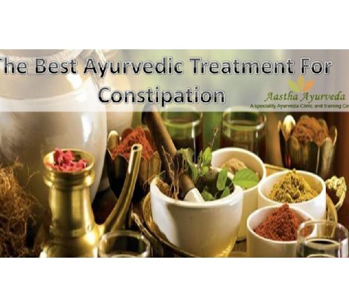 Ayurvedic Treatment for Constipation in Delhi