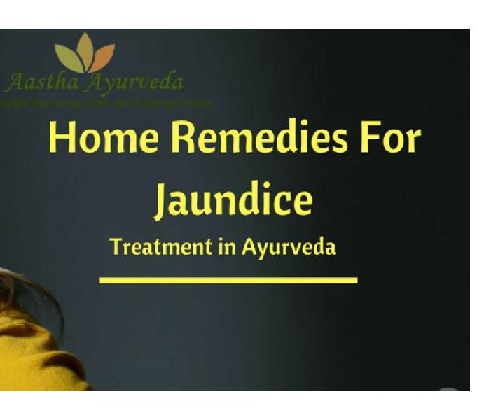 Ayurvedic Treatment for Jaundice in Delhi at Asthaayurveda