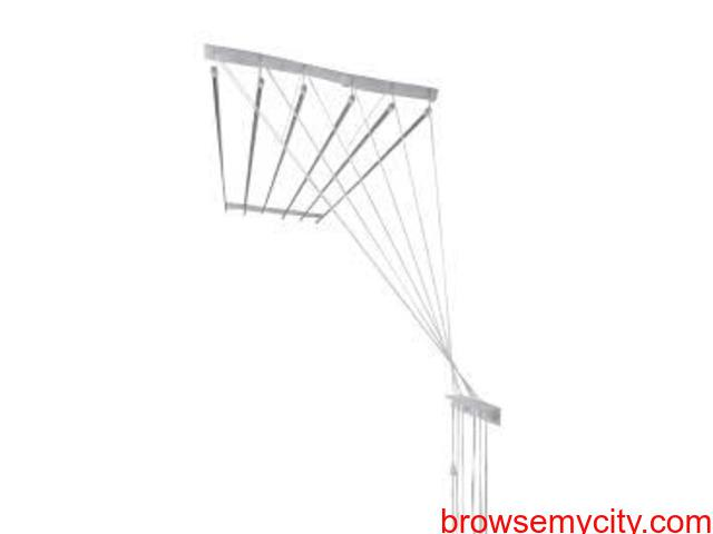 Balcony Cloth Drying Roof Hanger in Ziaguda Call 09290703352