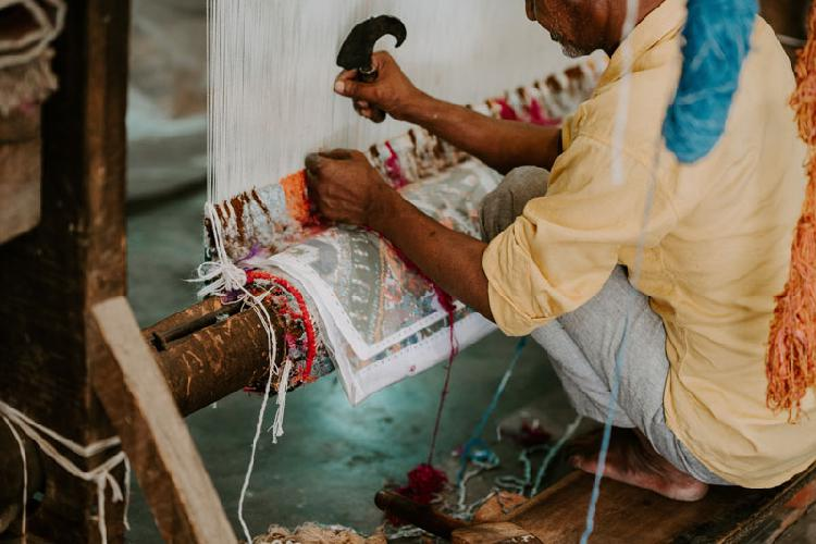 Interested to know the history of weavers in India!