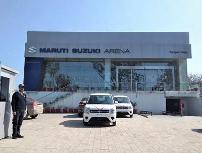 Check Maruti Suzuki Showroom Haldwani Contact No