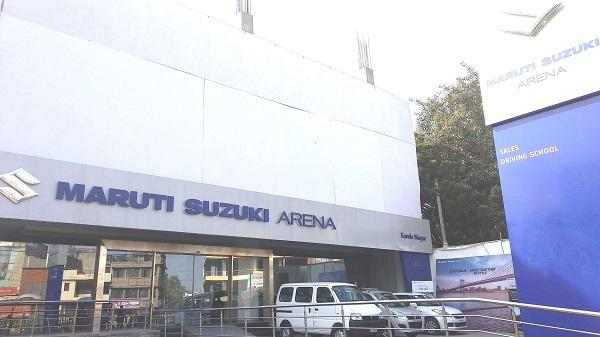 Find Agra Maruti Showroom Contact Number