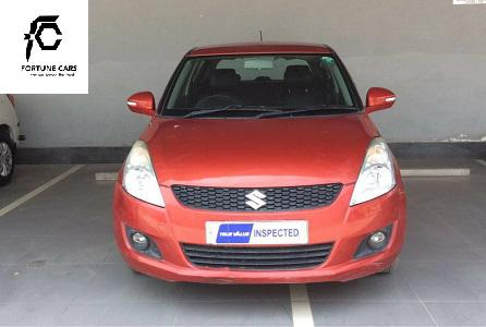Get Used Swift Car in Alwar at Fortune Cars
