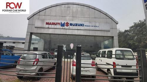 Poddar Car World - Prominent Dealer of Maruti Suzuki Arena