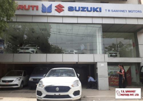 Searching Maruti Suzuki Car Dealers in Delhi then Visit TR