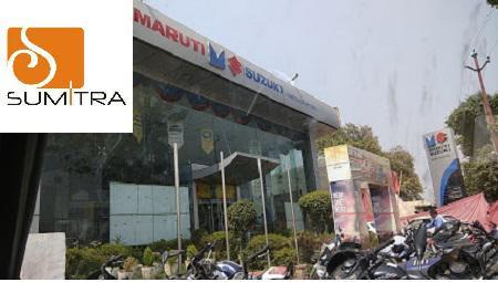 Sumitra DS Motors - Trustable Maruti Showroom in